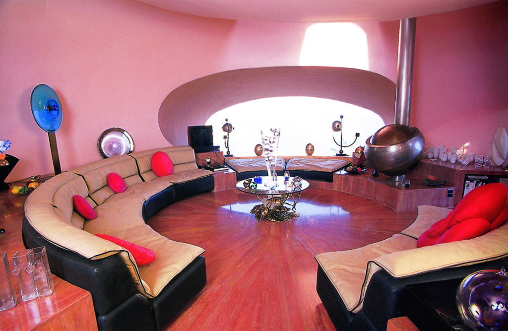 20 of the World\'s Most Amazing Living Rooms