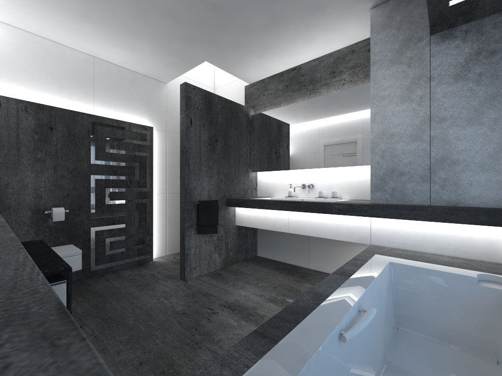 Black bathroom ideas terrys fabrics 39 s blog for Toilet designs pictures
