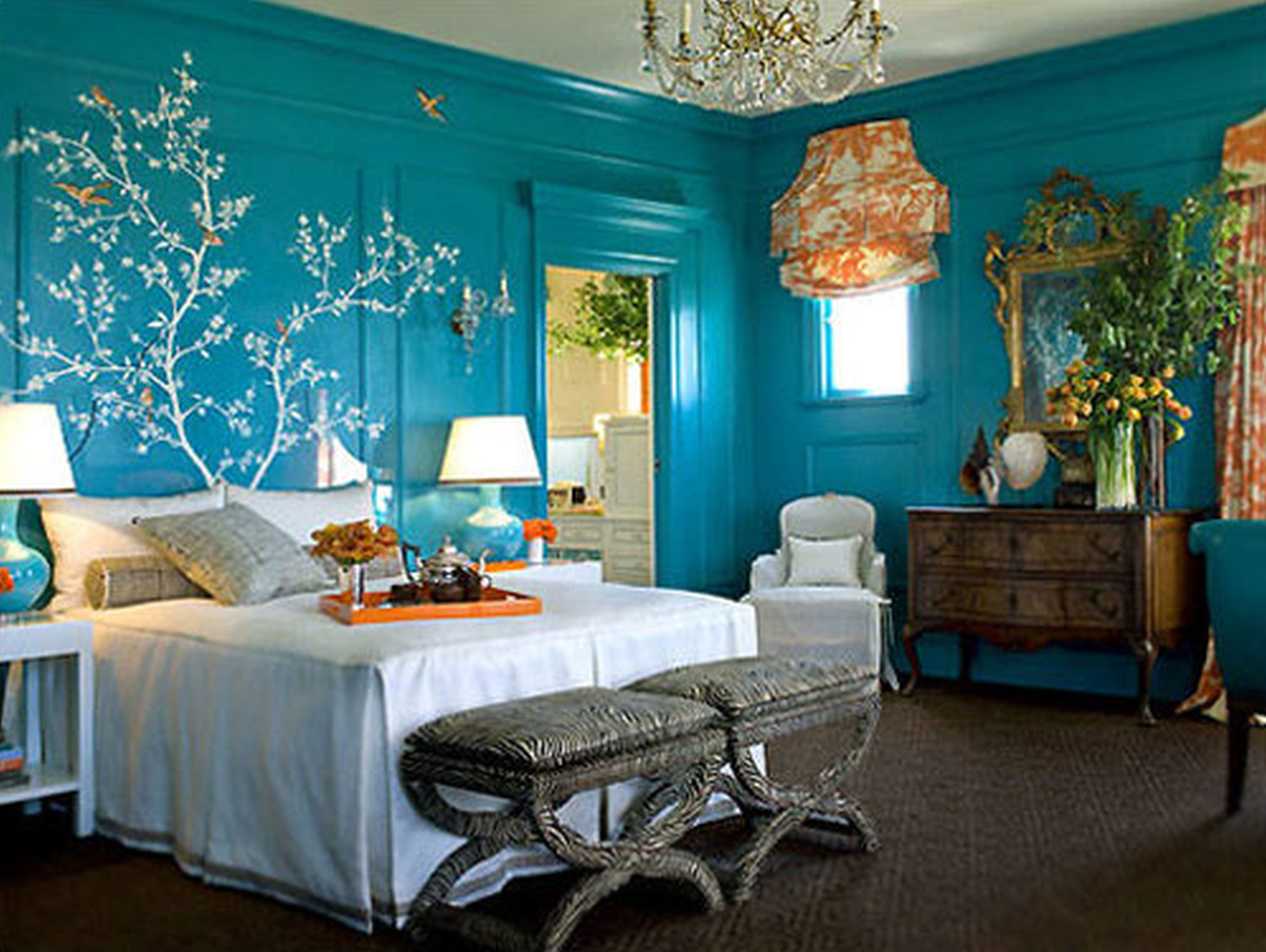 blue bedroom ideas terrys fabrics 39 s blog