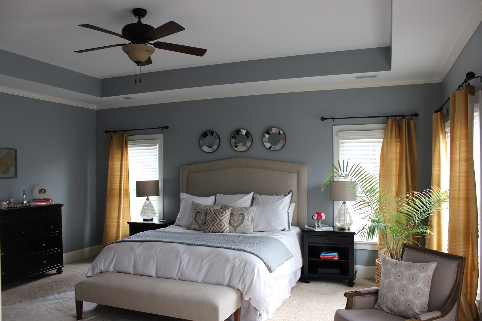 Grey bedroom ideas terrys fabrics 39 s blog for Bedroom ideas with grey walls
