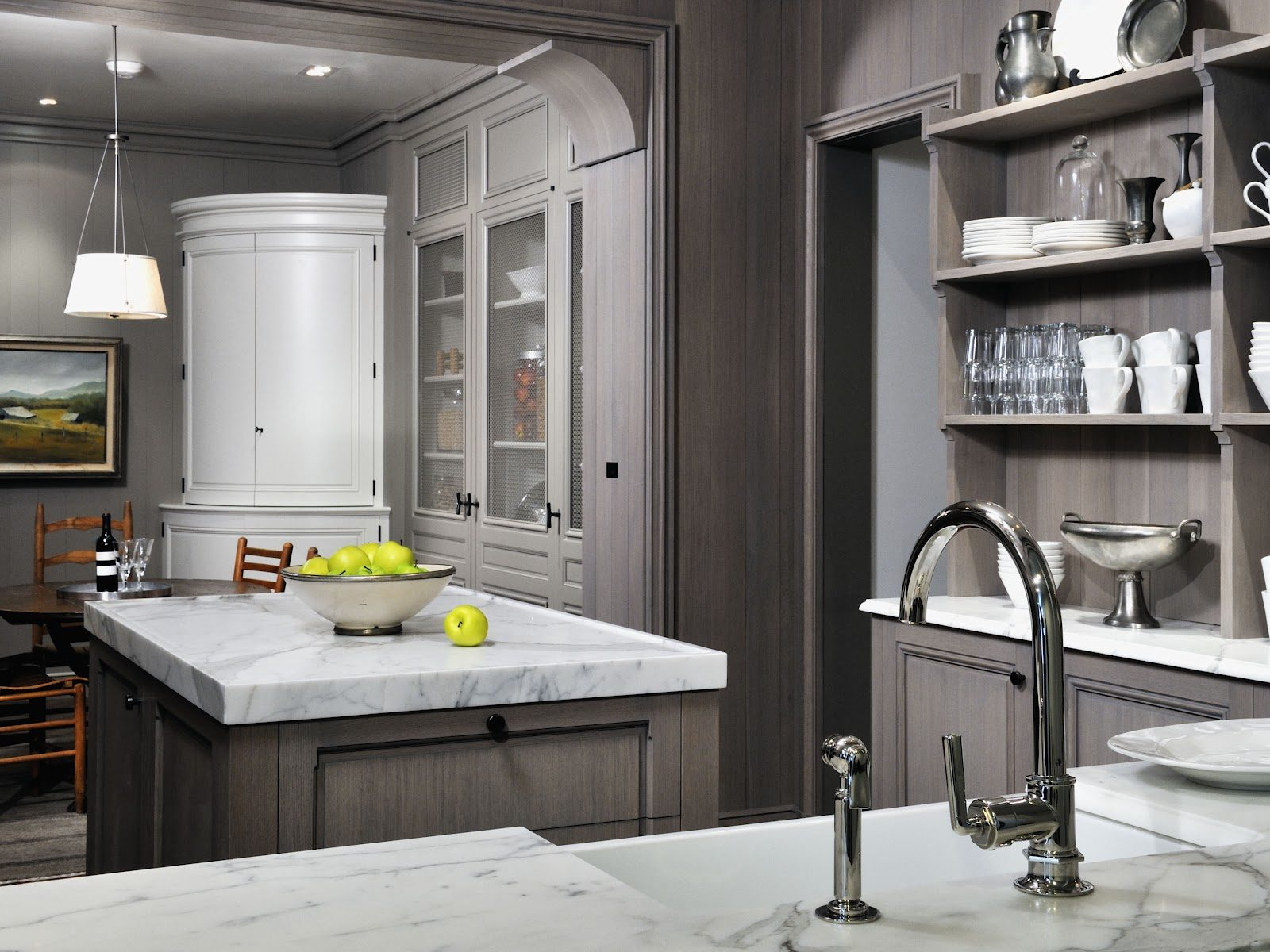 Grey Kitchen Cabinets Colors Grey Kitchen Ideas Terrys Fabrics 39 S Blog