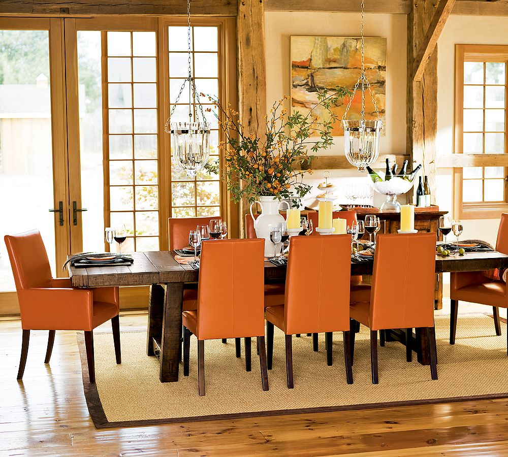 orange dining room ideas terrys fabrics 39 s blog