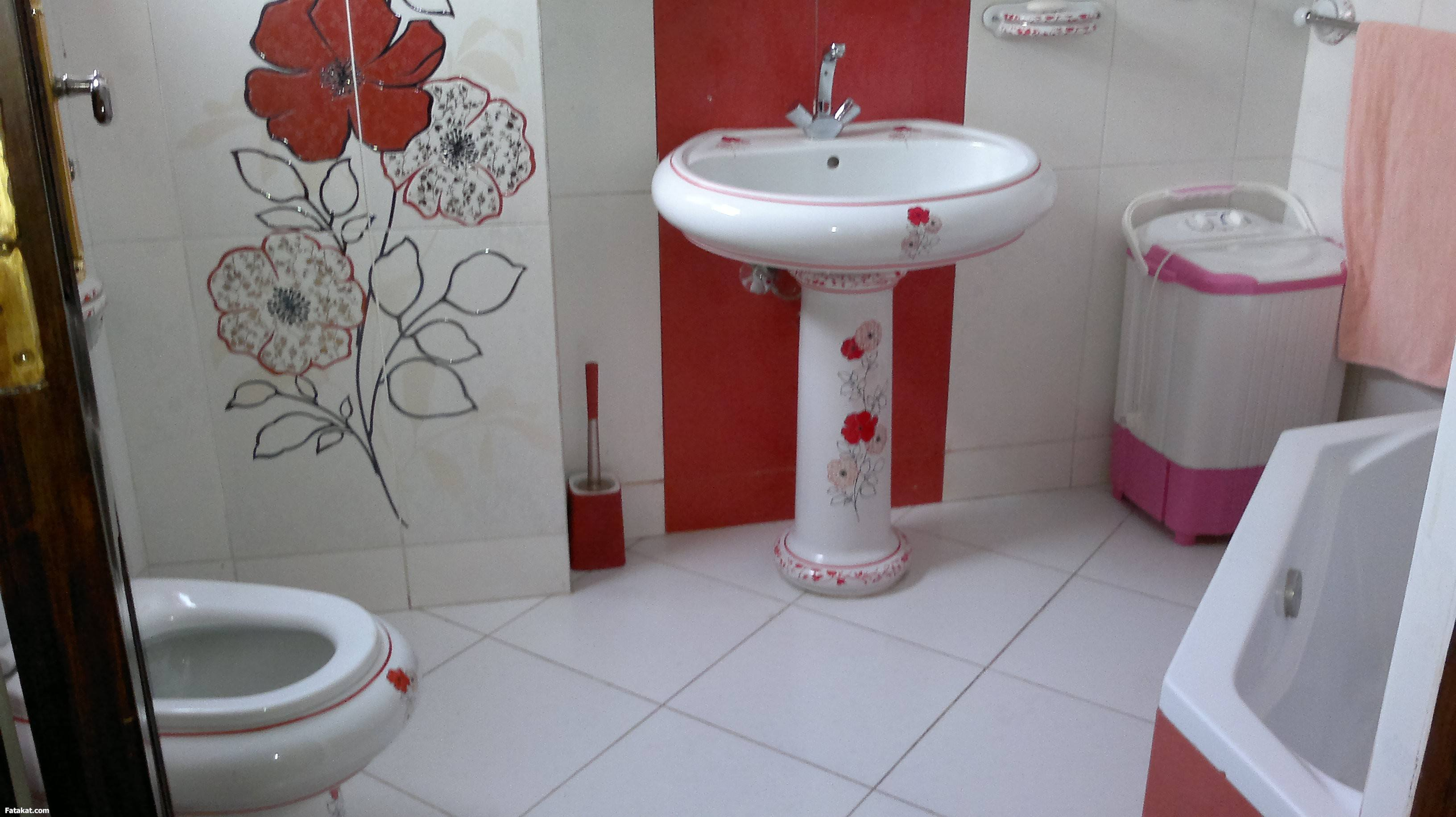 Red Bathroom Ideas Terrys Fabrics 39 S Blog