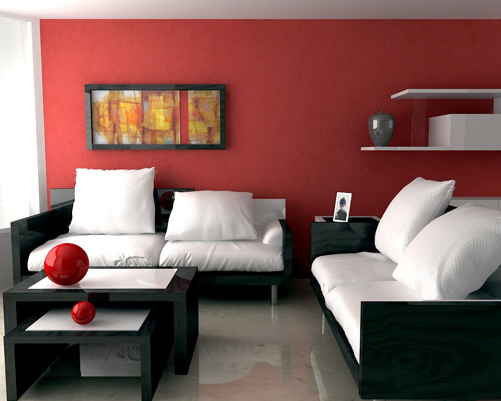 At our red living room gallery and bring a touch of red to your home