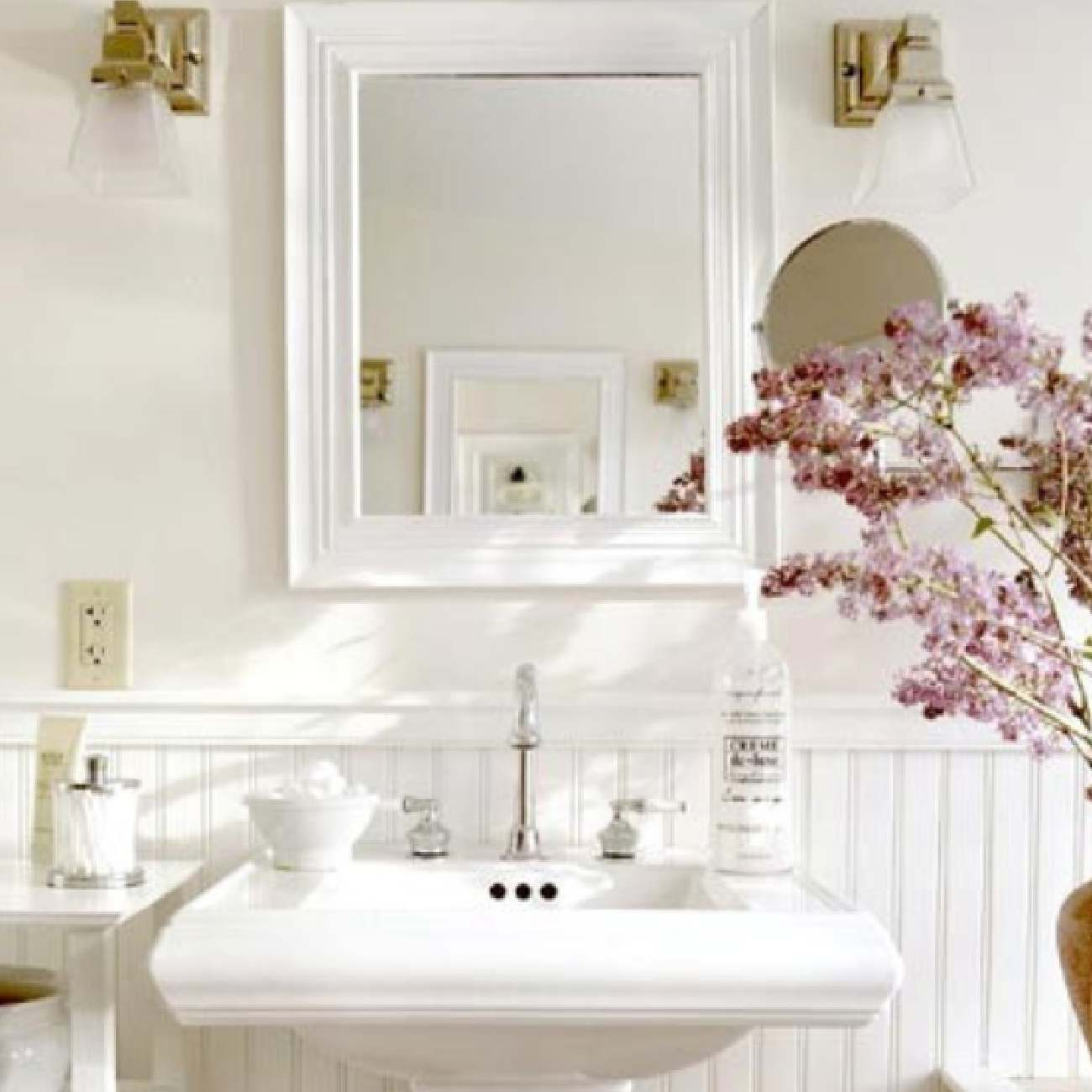 white bathroom ideas terrys fabrics s blog