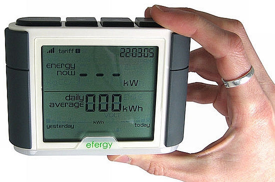 Electric and gas smart energy meter