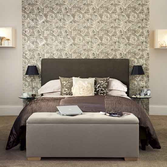 50 Shades of Grey Decorating Ideas - Bedroom