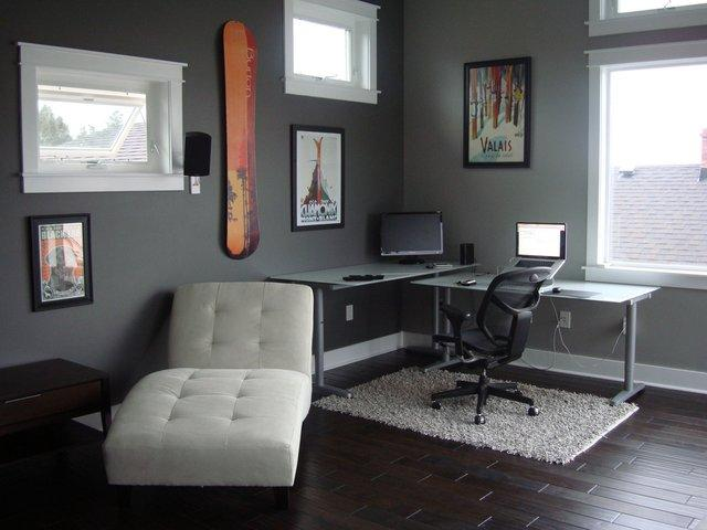 White-Rug-Modern-Home-Office-Decor