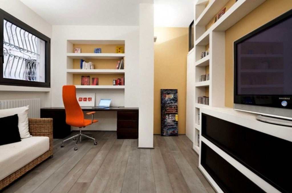 10 of the best home office ideas for men for Good office design