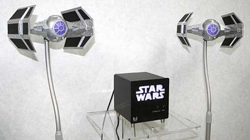 Star Wars Sound System And Speakers
