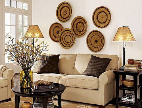 Wall Art Decorations For Living Room DIY-4