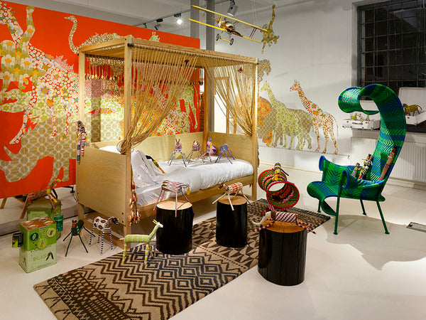 Fun Safari Children Room