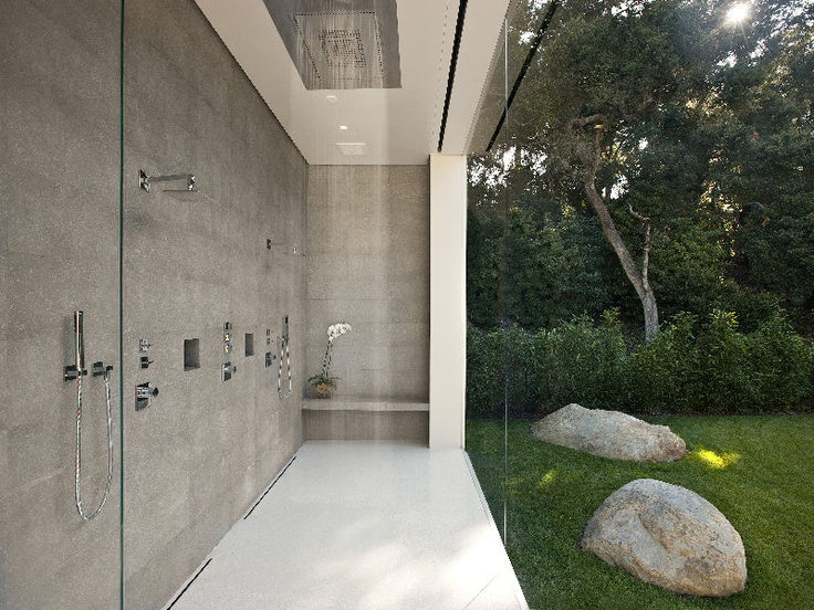 large-shower-bathroom-design-ideas-with-garden-shower-room-also-big-stone-and-glass-divider