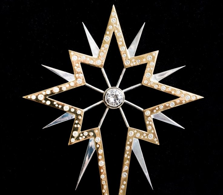 Worlds most expensive Xmas star