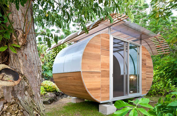 Awesome Incredible Tiny Eco Homes Download Free Architecture Designs Sospemadebymaigaardcom