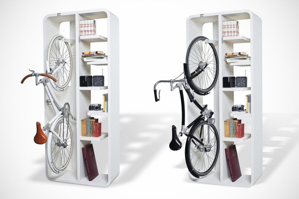 Awesome Indoor Bike Storage Ideas