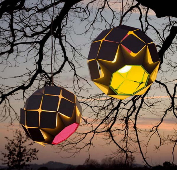 Modern Outdoor Lampshade