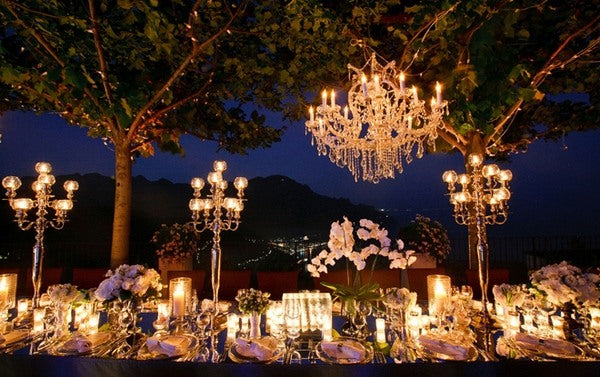 bright ideas for outdoor weddings