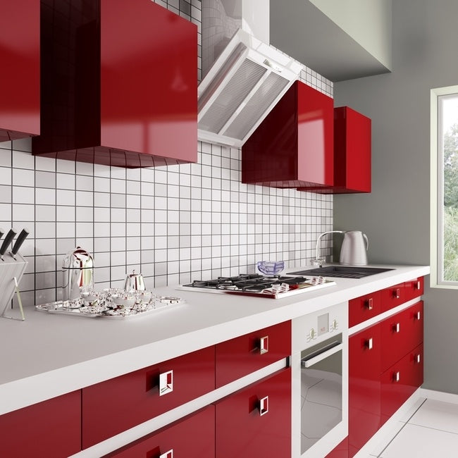Red Kitchen Ideas Impressive Red Kitchen Ideas