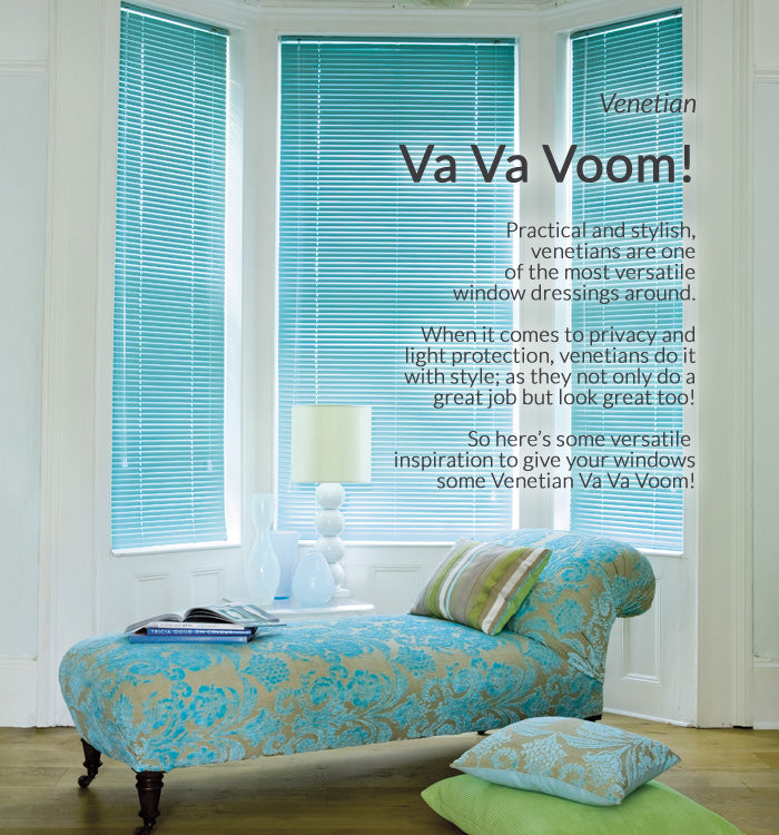On Trend Weekly Inspirations - Venetian Va Va Voom!