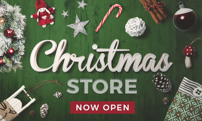 Christmas Store Open