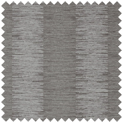 Light and dark grey stacked lined fabric swatch
