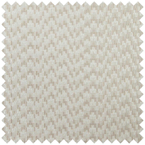 Wave like cream and beige fabric swatch