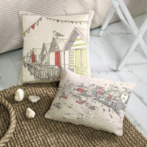 Falmouth Bedding Set Cushions