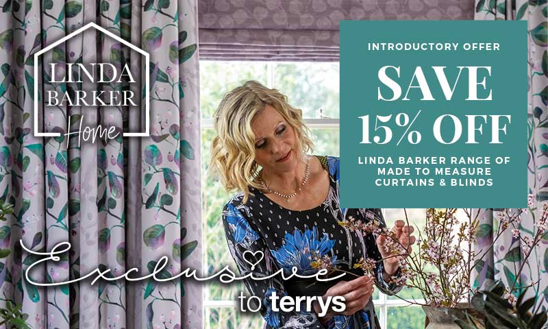 Linda Barker Home exclusive to terrys