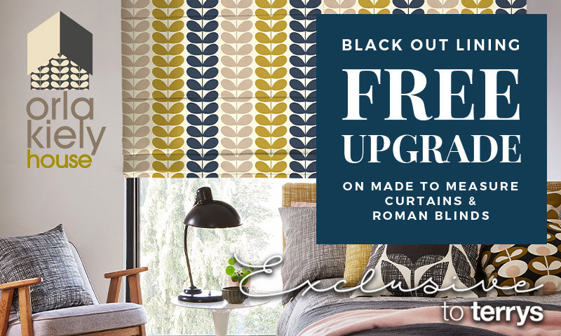 Black Out Lining Free Upgrade