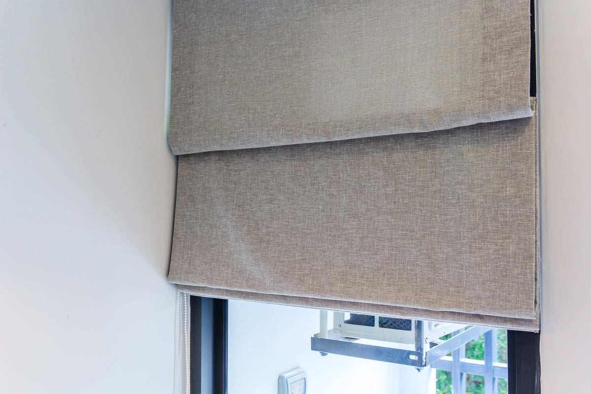 How To Make Roman Blinds Step By Step Guide For Making Roman Blinds Terrys Fabrics
