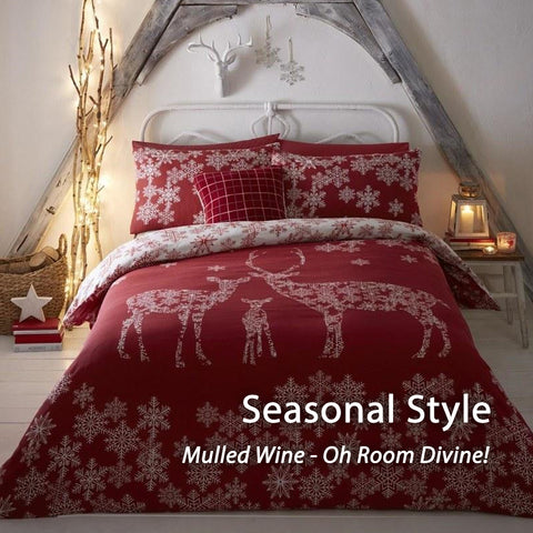 Seasonal Style - Mulled Wine Oh Room Divine!