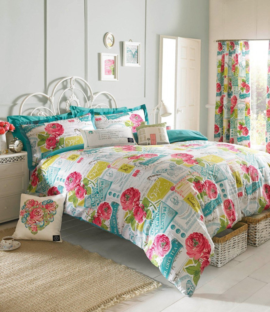 Kirsty Allsopp Megan Bedding Set Accessories