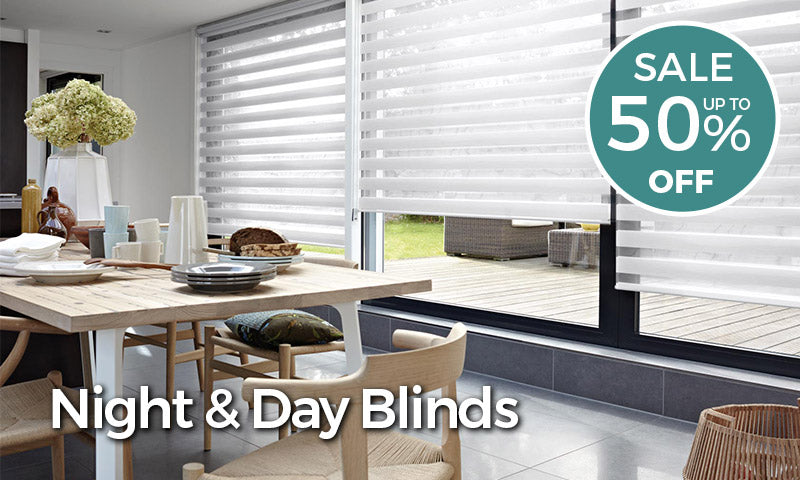 Day and night blinds