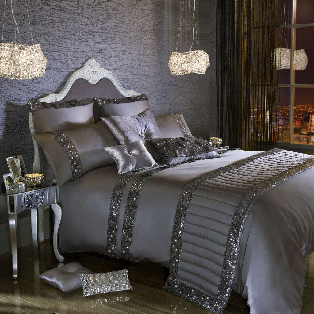 Kylie Minogue Luxury Bedding Octavia Grape