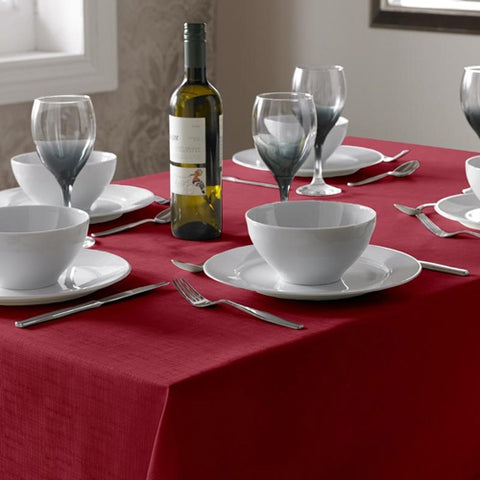Select Table Cloth - Red