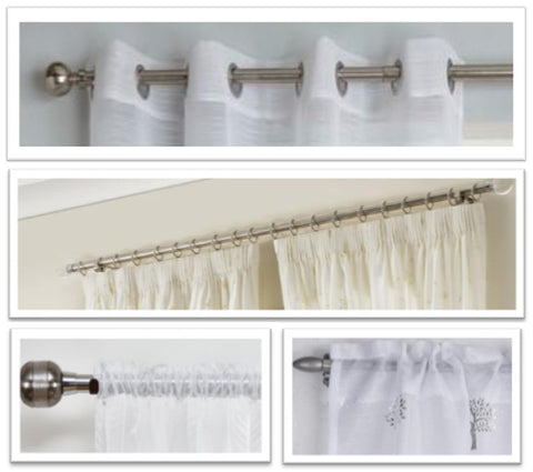 Virtues of voiles - white voiles on rails