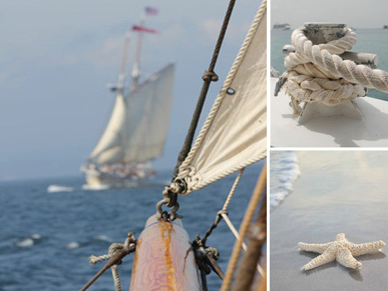 Youthful yachting collage header image