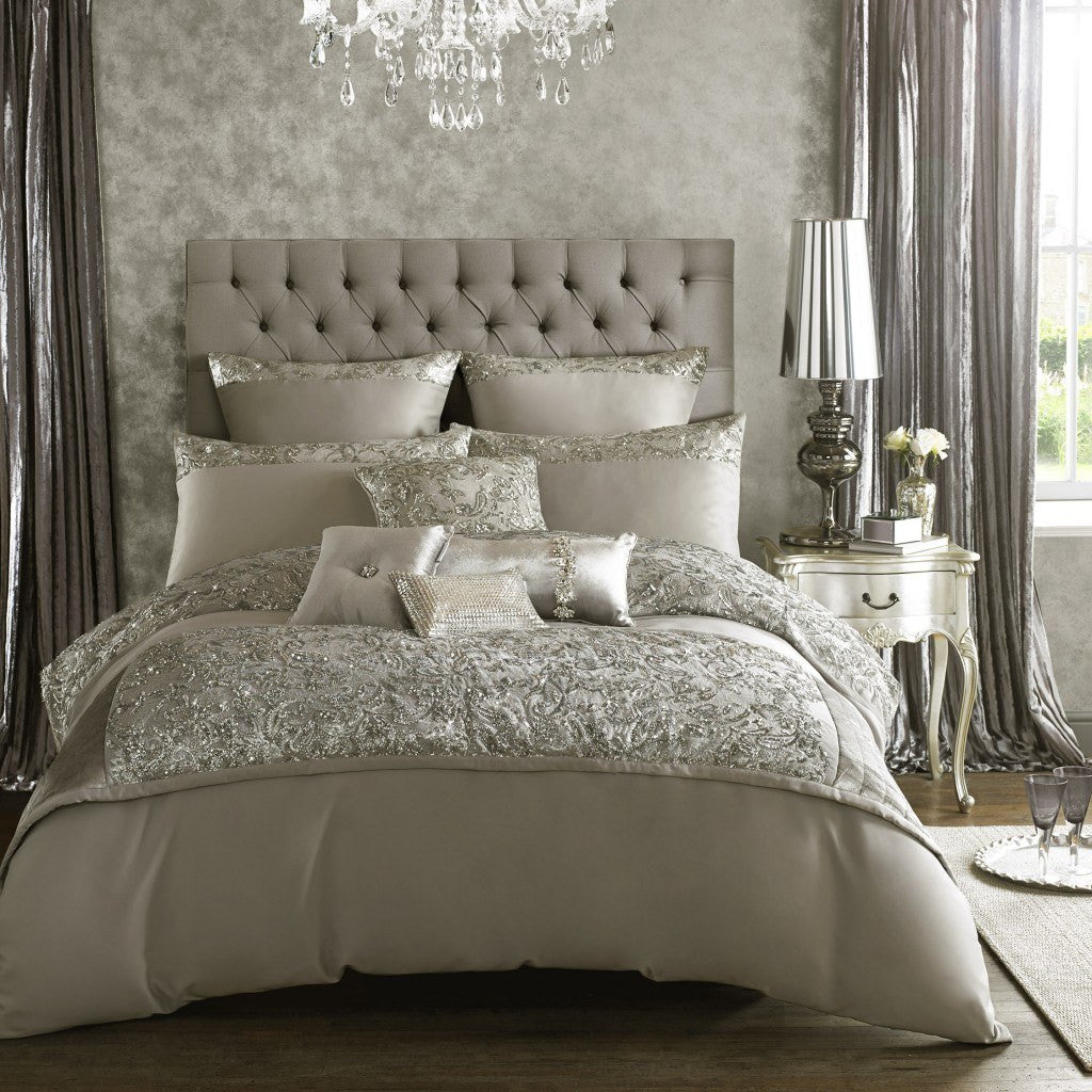 Kylie Minogue Bedding Alexa Silver