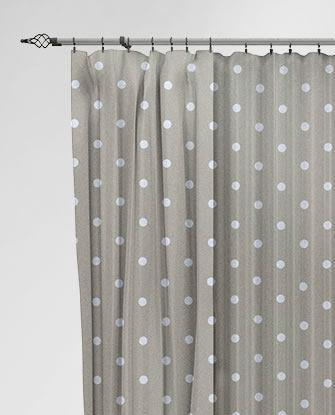 Spotted Curtains