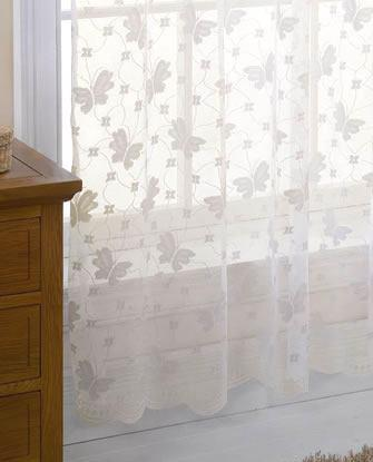 Voile Panels And Net Curtains