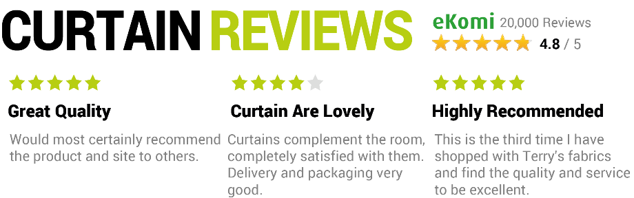 Living Room Curtains Reviews
