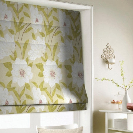 Floral Window Blinds