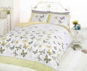 Flutter Lemon Bedding