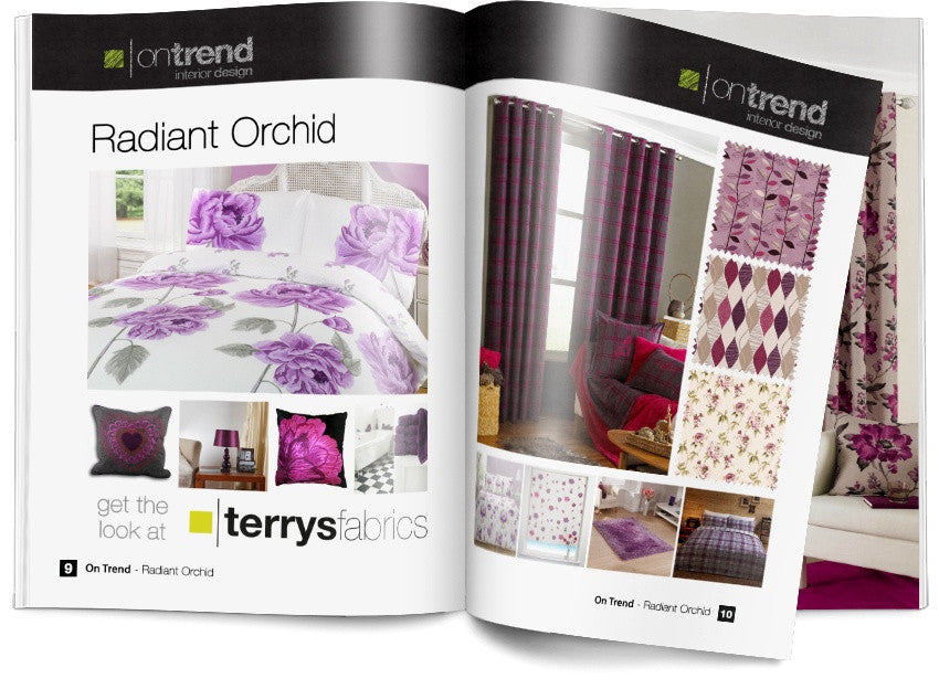 Radiant Orchid Collection