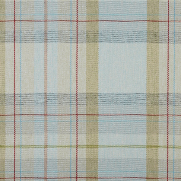 Cairngorm Curtain Fabric Duckegg