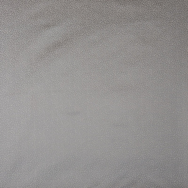 Crater Curtain Fabric Silver