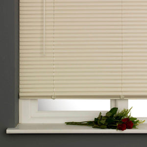 25mm Aluminum Venetian Blind Cream