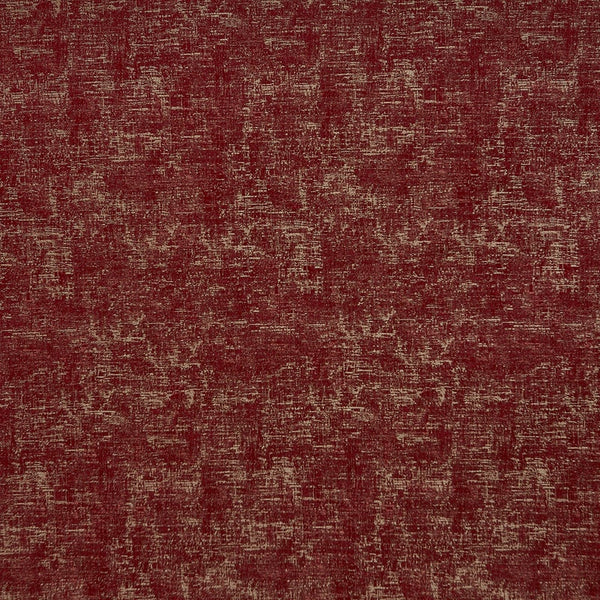 Arcadia Curtain Fabric Claret