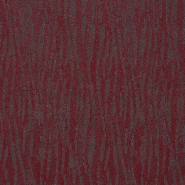 Rapture Curtain Fabric Ruby